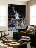 Golden State Warriors v Dallas Mavericks: Shawn Marion and Stephen Curry Posters by Glenn James