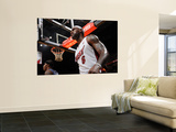 Charlotte Bobcats v Miami Heat: LeBron James Posters by Andrew Bernstein