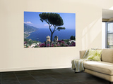 Villa Rufolo, Ravello, Amalfi Coast, Italy Prints by Demetrio Carrasco
