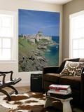Fort La Latte, Cape Frehel, Brittany, France Posters by Steve Vidler
