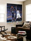 Memphis Grizzlies v Oklahoma City Thunder - Game One, Oklahoma City, OK - MAY 1: Zach Randolph and  Art by Layne Murdoch
