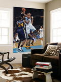 Utah Jazz v New Orleans Hornets: David West and Paul Millsap Posters by Layne Murdoch