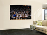 Dallas Mavericks v Miami Heat - Game Two, Miami, FL - JUNE 2: Dirk Nowitzki Art by Garrett Ellwood