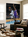 Sacramento Kings v New Orleans Hornets: Chris Paul and Carl Landry Posters by Layne Murdoch