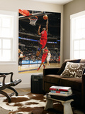Toronto Raptors v Charlotte Bobcats, Charlotte, NC - February 22: Ed Davis Prints by Kent Smith