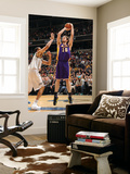 Los Angeles Lakers v Washington Wizards: Pau Gasol and JaVale McGee Print by Andrew Bernstein