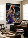 Sacramento Kings v New Orleans Hornets: Beno Udrih and Willie Green Prints by Chris Graythen