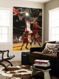 Cleveland Cavaliers v Miami Heat: Dwyane Wade and Anderson Varejao Posters by Issac Baldizon