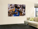 Dallas Mavericks v Miami Heat - Game One, Miami, FL - MAY 31: LeBron James and Shawn Marion Prints by Ronald Martinez