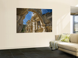 Library of Celsus at Ephesus Art by Izzet Keribar