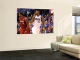 Miami Heat v Dallas Mavericks - Game Four, Dallas, TX -June 7: DeShawn Stevenson Prints by Mike Ehrmann