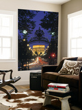 Arc de Triomphe, Paris, France Print by Peter Adams