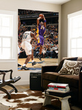Los Angeles Lakers v Washington Wizards: Kobe Bryant and Al Thornton Posters by Andrew Bernstein