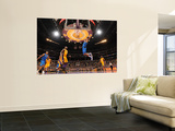 Dallas Mavericks v Los Angeles Lakers - Game Two, Los Angeles, CA - MAY 4: Tyson Chandler Print by Andrew Bernstein