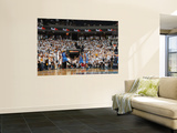 Oklahoma City Thunder v Memphis Grizzlies - Game Four, Memphis, TN - MAY 9: Mike Conley and Kendric Plakater af Joe Murphy