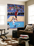Miami Heat v Dallas Mavericks - Game Three, Dallas, TX -June 5: Dwyane Wade and Jason Terry Art by Andrew Bernstein