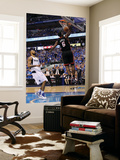 Miami Heat v Dallas Mavericks - Game Five, Dallas, TX -June 9: LeBron James Art by Mike Ehrmann