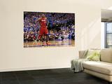 Miami Heat v Dallas Mavericks - Game Four, Dallas, TX -June 7: LeBron James Posters by Mike Ehrmann