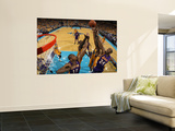 Los Angeles Lakers v New Orleans Hornets - Game Three, New Orleans, LA - APRIL 22: Kobe Bryant and  Prints by Chris Graythen