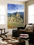 Macchu Pichu, Peru Plakater af Gavin Hellier