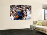 Orlando Magic v Atlanta Hawks - Game Three, Atlanta, GA - APRIL 22: Jason Richardson, Josh Smith an Prints by Kevin Cox