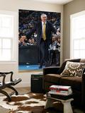 Utah Jazz v New Orleans Hornets: Jerry Sloan Poster by Layne Murdoch