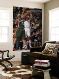 Milwaukee Bucks v Dallas Mavericks: Caron Butler and Drew Gooden Posters by Danny Bollinger