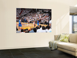 Dallas Mavericks v Miami Heat - Game Two, Miami, FL - JUNE 2: LeBron James, Tyson Chandler and Shaw Print by Andrew Bernstein