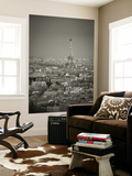 Eiffel Tower and Skyline of Paris, France Print by Jon Arnold