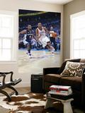 Memphis Grizzlies v Oklahoma City Thunder - Game One, Oklahoma City, OK - MAY 1: Kevin Durant and T Prints by Layne Murdoch