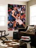 Minnesota Timberwolves v Phoenix Suns: Poster by Barry Gossage