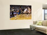 Dallas Mavericks v Miami Heat - Game One, Miami, FL - MAY 31: Jose Juan Barea, Mike Bibby and Chris Prints by Mike Ehrmann