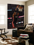 Miami Heat v Chicago Bulls - Game One, Chicago, IL - MAY 15: Chris Bosh Print by Jonathan Daniel