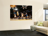 New Orleans Hornets v Los Angeles Lakers - Game One, Los Angeles, CA - April 17: Chris Paul, Lamar  Print