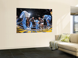 Dallas Mavericks v Denver Nuggets, Denver - February 10: Carmelo Anthony Prints by Garrett Ellwood