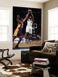 Los Angeles Lakers v Washington Wizards: Gilbert Arenas and Ron Artest Art by  Ned