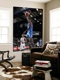 Tulsa 66ers v Texas Legends: Larry Owens and Antonio Daniels Art by Layne Murdoch