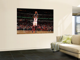 Miami Heat v Chicago Bulls - Game Five, Chicago, IL - MAY 26: Luol Deng Poster by Nathaniel S. Butler