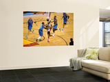 Dallas Mavericks v Miami Heat - Game Two, Miami, FL - JUNE 2: LeBron James and Jason Terry Prints by Noah Graham