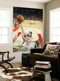 Sacramento Kings v Houston Rockets: Luis Scola Prints by Bill Baptist
