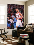 Dallas Mavericks v Portland Trail Blazers - Game Three, Portland, OR - APRIL 21: Brandon Roy Prints by Sam Forencich