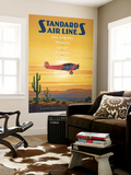Standard Airlines, El Paso, Texas Poster