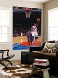 Atlanta Hawks v Detroit Pistons: Rodney Stuckey Poster by Allen Einstein