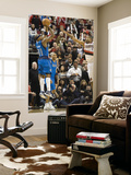 Dallas Mavericks v Portland Trail Blazers - Game Six, Portland, OR - APRIL 28: Jason Kidd and Marcu Prints by Steve Dykes