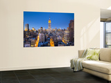 Usa, Manhattan, Midtown, Empire State Building Poster by Alan Copson