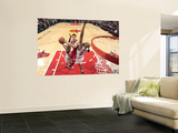 Los Angeles Clippers v Chicago Bulls: Blake Griffin and Taj Gibson Prints by Randy Belice