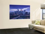 Skyline of Minneapolis, Minnesota, USA Posters by Walter Bibikow