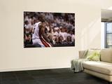 Dallas Mavericks v Miami Heat - Game Two, Miami, FL - JUNE 02: Dwyane Wade Posters by Mike Ehrmann