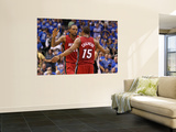 Miami Heat v Dallas Mavericks - Game Three, Dallas, TX -June 5: Mario Chalmers and Udonis Haslem Posters by Mike Ehrmann