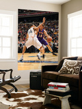 Los Angeles Lakers v Washington Wizards: Pau Gasol and JaVale McGee Prints by Andrew Bernstein
